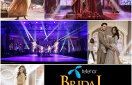 Hum Network announced 12th Edition of Telenor Bridal Couture Week 2016