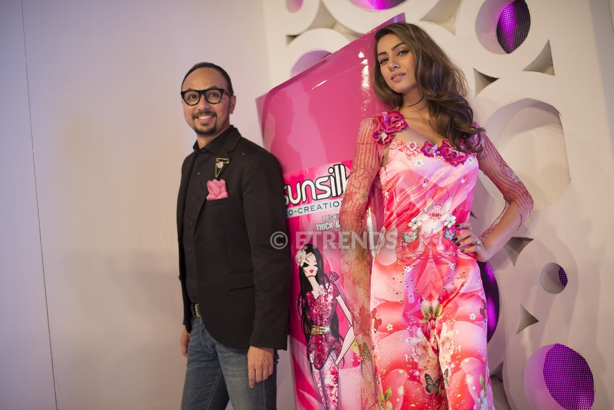 Sunsilk Launches Fashion Edition Bottles 2016
