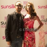 Nomi Ansari with Nooray Bhatti in her Sunsilk Fashion Edition outfit_534x800