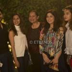 Umair Tabbani, Momina Sibtain, Andleeb Rana, Aamna Isani and Haiya Bokhari_1198x800