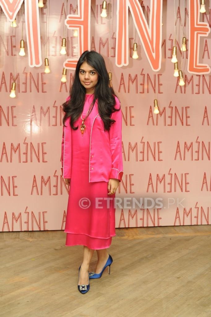 Fatima Masud of Amène