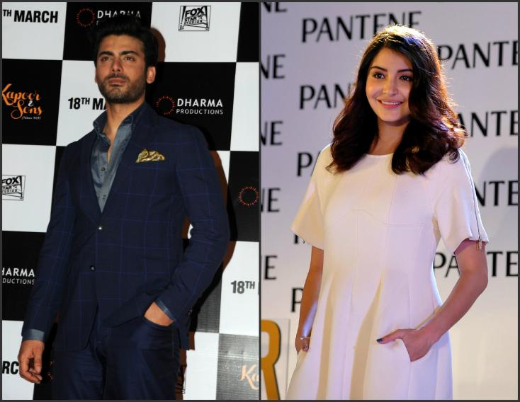 Fawad Khan to Romance Anushka Sharma in Ae Dil Hai Mushkil?