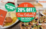 Foodies in Pakistan, Ths is the best Offer of 2016!