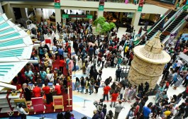 Magical Times at Dolmen Mall