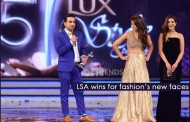 Lux Style Awards wins for fashion's new faces