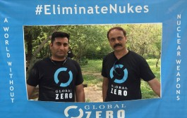 Activists in Pakistan Participate in Global Zero's Ride Around The Bomb Activity