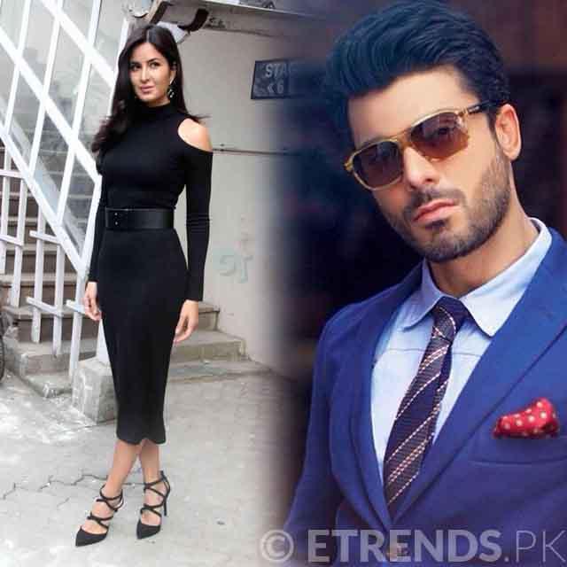 Fawad Khan signs Karan Johar next film with bollywood beauty Katrina Kaif