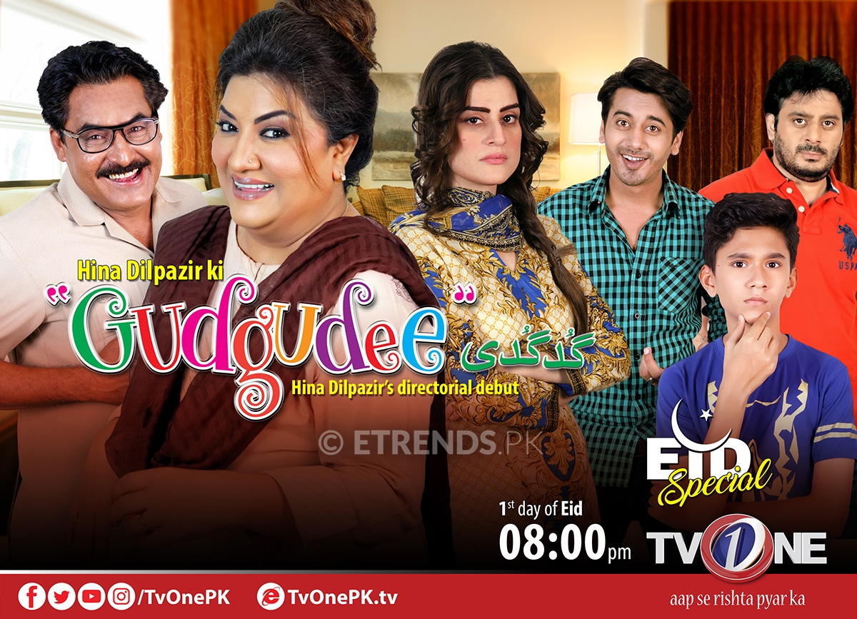 Hina Dilpazeer makes directorial debut with TV One Bakra-Eid special drama