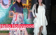 Komal Rizvi all set to make her hollywood debut