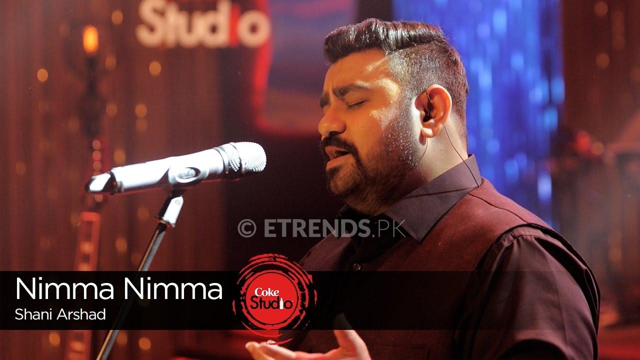 Shani Arshad Nimma Nimma Coke Studio Season 9 Finale