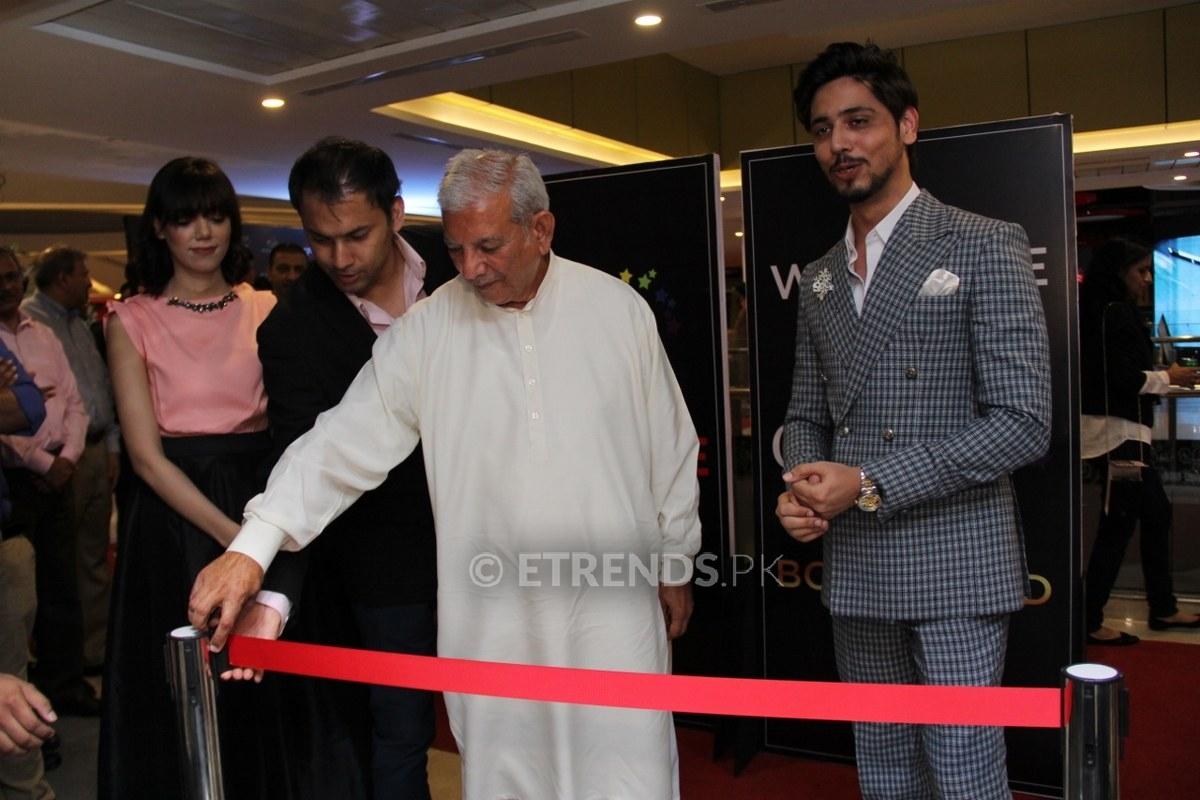 Cinepax Cinemas opened its doors in Hyderabad