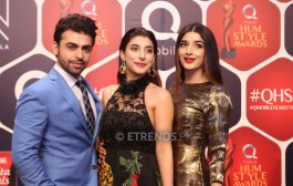 Winner's List and Pictures of Qmobile Hum Style Awards 2016