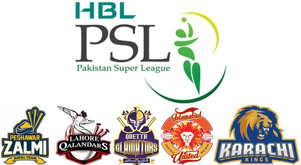 PSL Draft: Complete List Of Pakistan Super League 2017 Squads