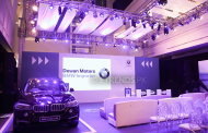 Dewan Motors installs first ever BMW public charging station for plug-in hybrid and electric vehicles in Pakistan