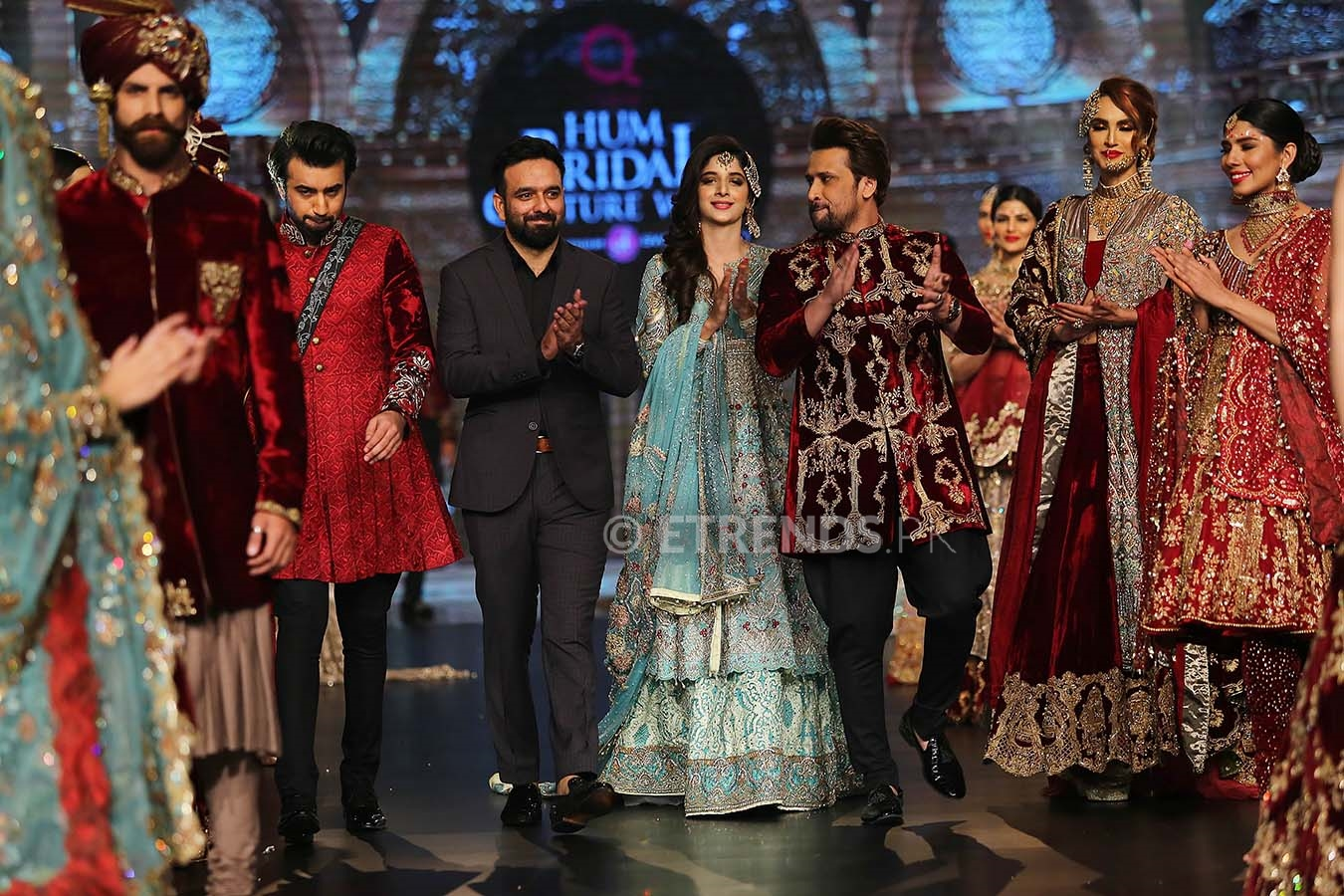 QMOBILE HUM BRIDAL COUTURE WEEK 2016 STYLED BY SWEET TOUCH – DAY 1