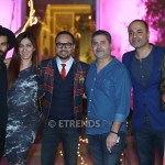 Husnain Lehri, Mulghalar, Nomi Ansari and Deepak Parwani with guests_1600x1066