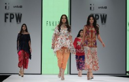 FnkAsia By Huma Adnan Collection at Fashion Pakistan Week Spring Summer 2017