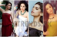 Pakistani Actresses In Strapless Outfits