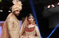 Amir Adnan Collection at Hum Bridal Couture Week 2017
