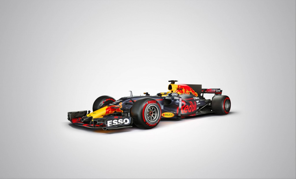 RB13 is seen during a studio shoot in London, United Kingdom on February, 2017 1