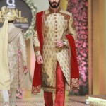 Ahsan's Menswear Collection at Hum Bridal Couture Week 2017 (11)