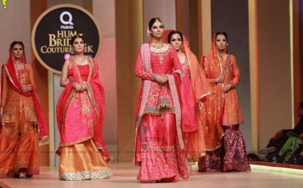 Yasmin Zaman Collection at Hum Bridal Couture Week 2017