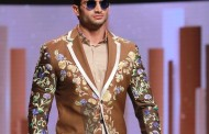 Naushad Imdad Collection at Hum Bridal Couture Week 2017