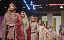 Faika Karim Collection at Hum Bridal Couture Week 2017