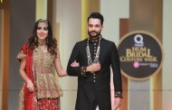 Umsha by Uzma Babar Collection at Hum Bridal Couture Week 2017