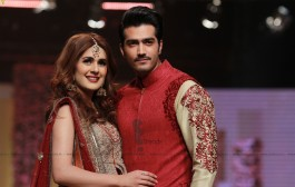 Asifa & Nabeel Collection at Hum Bridal Couture Week 2017