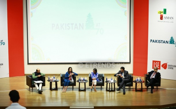 LSE Pakistan Summit debated core issues as Pakistan commemorates 70 years of Independence