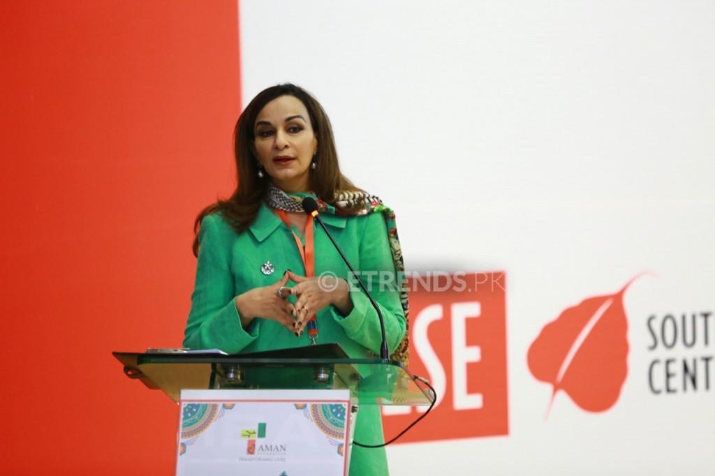 Senator Sherry Rehman