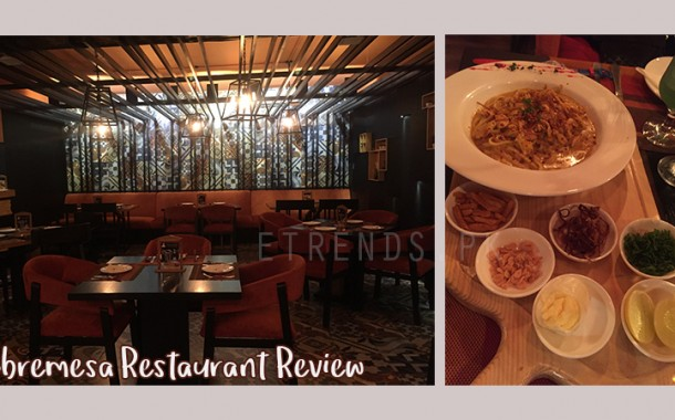 Sobremesa restaurant Review - DHA Phase 6 Karachi