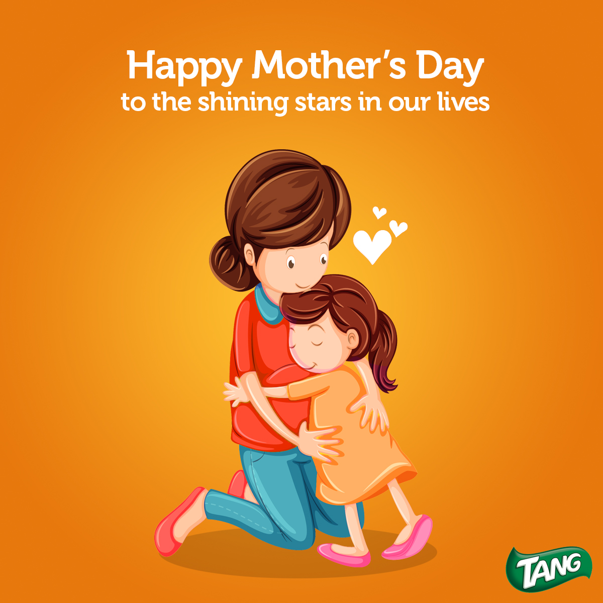 Tang Own Mother's Day With a Thoughtful Surprise!