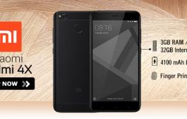 #IsMay 19th, Xiaomi Redmi 4X is Launching on Yayvo Shopping Day