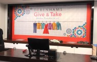 Debenhams Give & Take