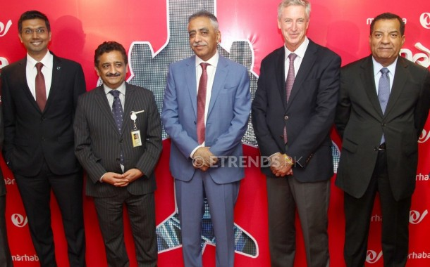 marhaba lounge launched at Karachi Airport for Emirates Business class passengers