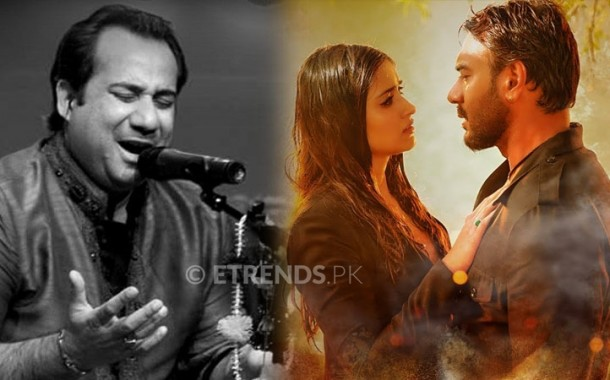 Mere Rashke Qamar OST Baadshaho by Rahat Fateh Ali Khan (Video/Download Mp3)