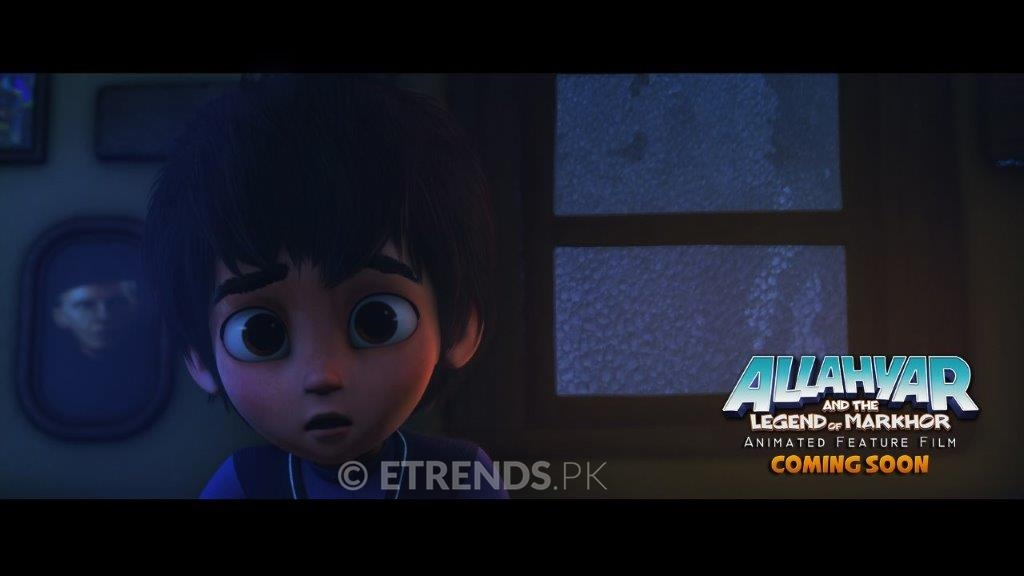 Allahyar And The Legend of Markhor - BTS (1)