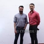 Kamiar Rokni & Rehan Bashir