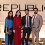Sadaf Fawad, Sana Omar, Omar Farooq and Fawad Khan