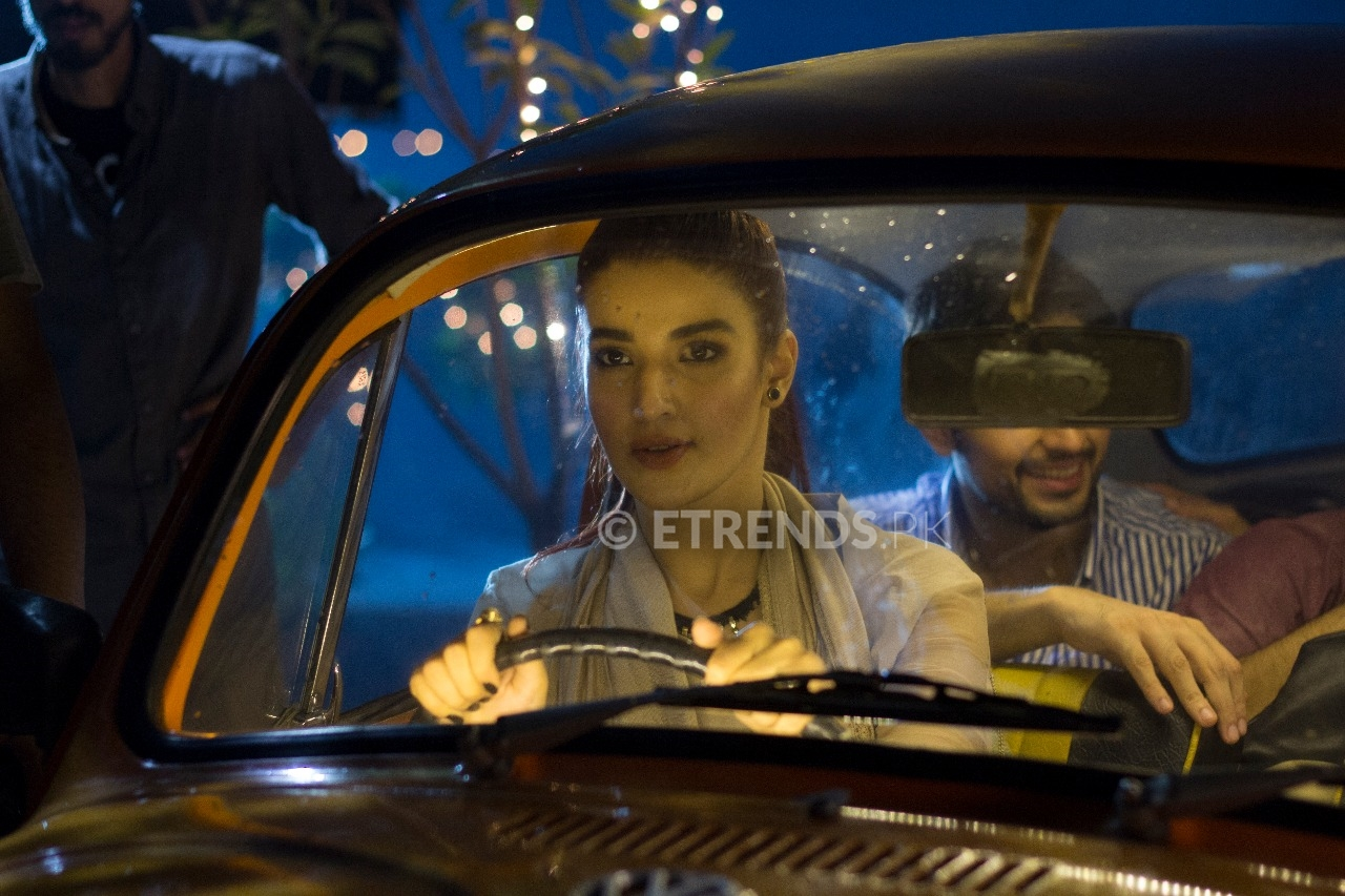 Hareem Farooq & Ali Rehman Khan movie Parchi Official Teaser Out
