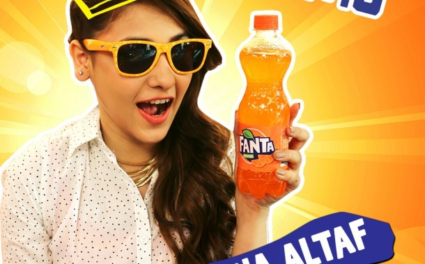 It's Official! Hina Altaf Khan is Fanta's First Teen Marketing Officer!