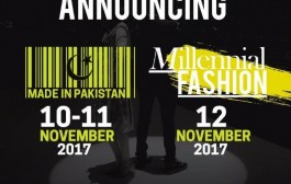 """Fashion Pakistan In Collaboration with TDAP Presents  """"MADE IN PAKISTAN"""" Fashion Showcase 2017"""