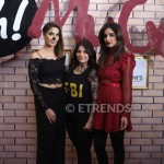 Sana Jafri, Hina Ramzi and Zernishan Razzak_640x960