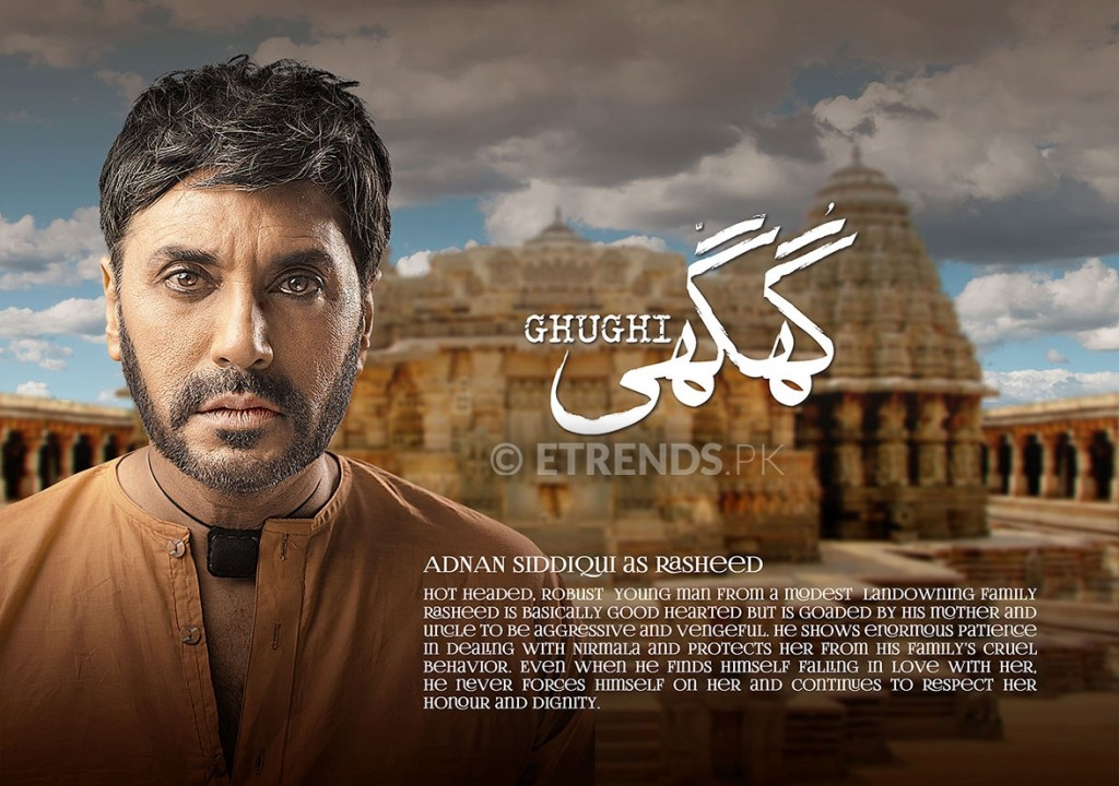 Adnan Siddiqui as Rasheed