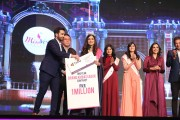 Hira Khan is crowned as the new Miss Veet Pakistan