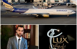 Shaheen flies stars to the Lux Style Awards