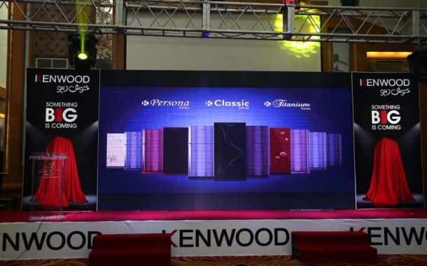 Kenwood Pakistan Officially Launches its new range of Refrigerators in Pakistan