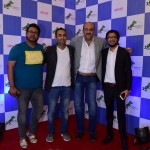 Moiz Kazmi, Asif Nicky, Azeem Khan and Yasir_640x960